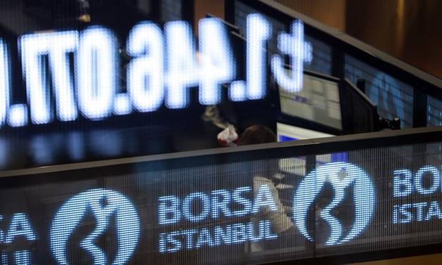 Borsa, günün ilk yarısında yüzde 0,54 yükseldi