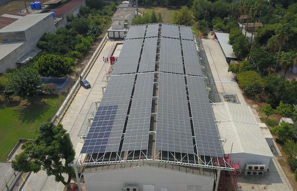 Vodafone'dan Adana'da güneş enerjisi yatırımı