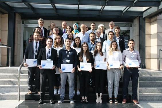 Dijital Dönüşüm Mühendisleri sertifikalarını aldı