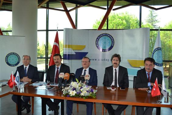Bursa Uludağ Üniversitesi'nde öncelik kalite
