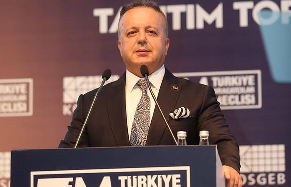 TİM'in hayali 3.5 milyon KOBİ