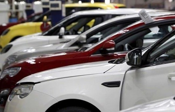 AB'de otomobil satışları ağustosta yüzde 8,4 düştü