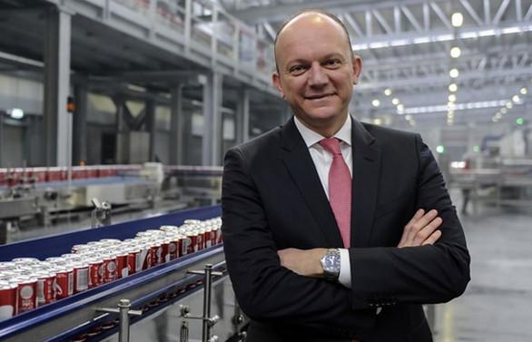 Coca Cola İçecek CEO'su Burak Başarır, En İyi CEO seçildi
