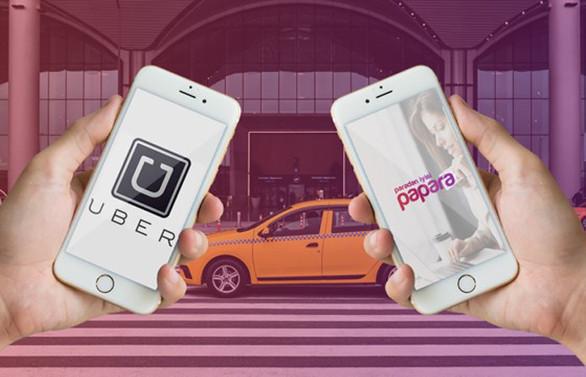 Taksicilere Papara ile günlük ödeme