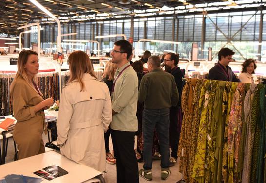 Bursa tekstili Premiere Vision Paris Fuarı'na damga vurdu