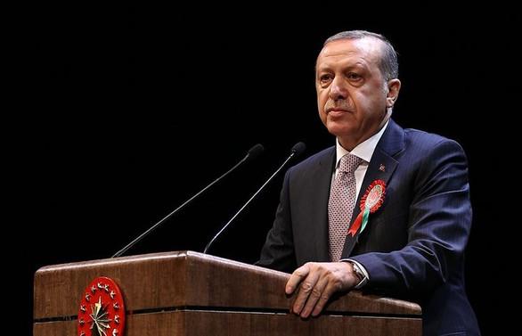 Erdoğan: Türkiye kuvvetler ayrılığı fikrine hep bağlı kalmıştır