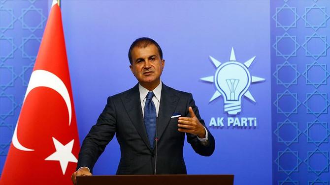 AK Parti'den CHP'ye Diyanet İşleri Başkanlığı yanıtı