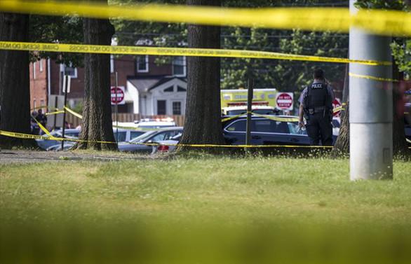 Washington'da silahlı saldırı: 1 ölü, 5 yaralı
