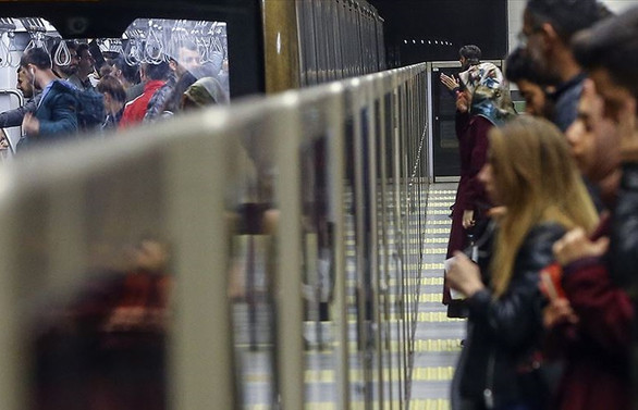 M1 Yenikapı-Atatürk Havalimanı metro seferleri geçici olarak durduruldu