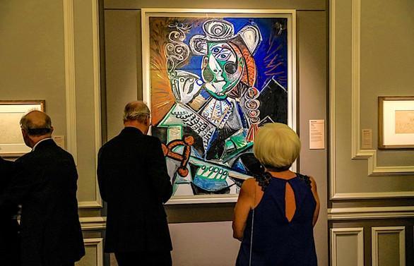 Picasso, 5 Ocak 2020'ye kadar İzmir'de