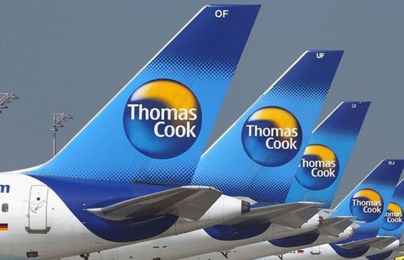 Turizmcilere 'Thomas Cook' desteği