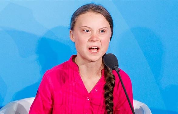 İklim aktivisti Greta Thunberg'den liderlere sert eleştiri