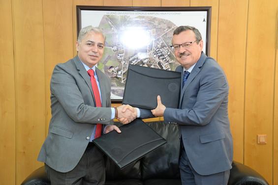 İki üniversite tekstil ve mühendislik alanında birlikte çalışacak