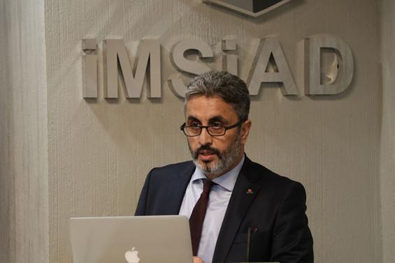 İMSİAD'da gündem dijital dönüşüm