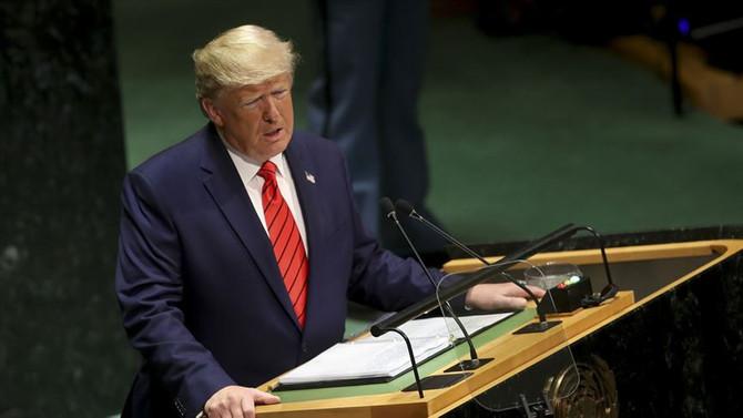 Trump: İran'a yaptırımlar devam edecek