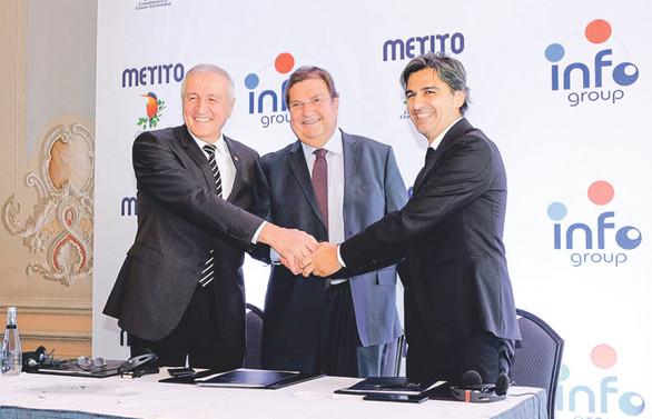 Metito, Türk kimya şirketi İnfo'yu satın aldı