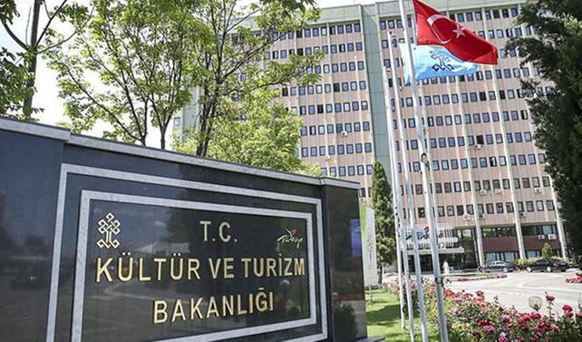 Kültür ve Turizm Bakanlığına 140 işçi alınacak