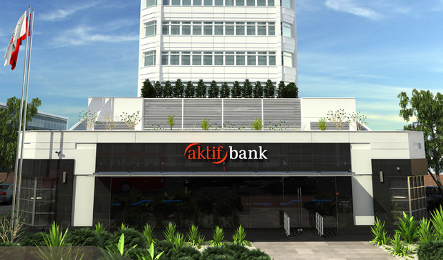 Aktif Bank, Sibos'ta yerini aldı
