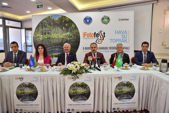 BursaFotoFest, 4 Ekim'de kapılarını açıyor