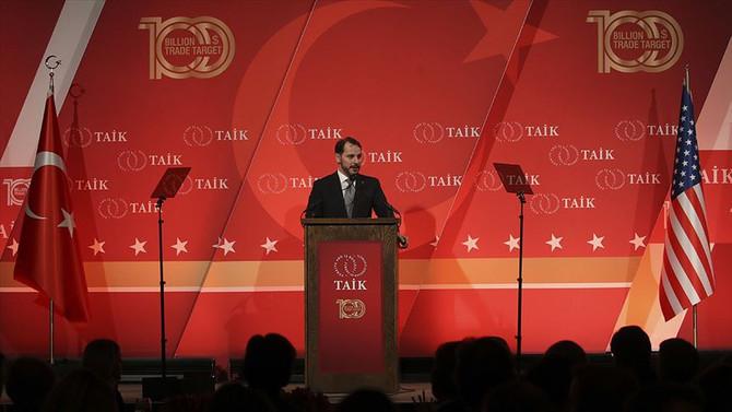 Albayrak: Türkiye yatırımcılar için halen güvenli liman