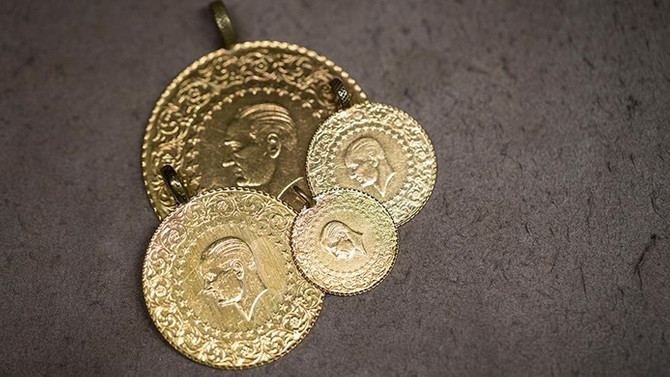 Gram altın 275, çeyrek altın 449 lira