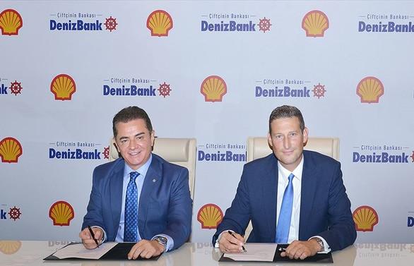 DenizBank ve Shell'den üreticilere akaryakıtta sıfır faiz