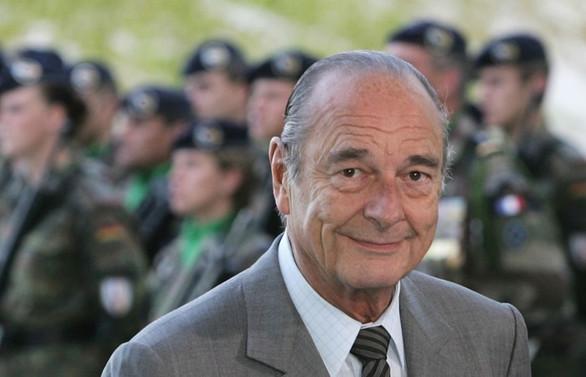 Fransa'nın eski Cumhurbaşkanı Chirac hayatını kaybetti