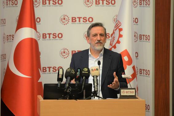 """""""Bursa, günü kurtaran değil, geleceği kurgulayan bir kent"""""""