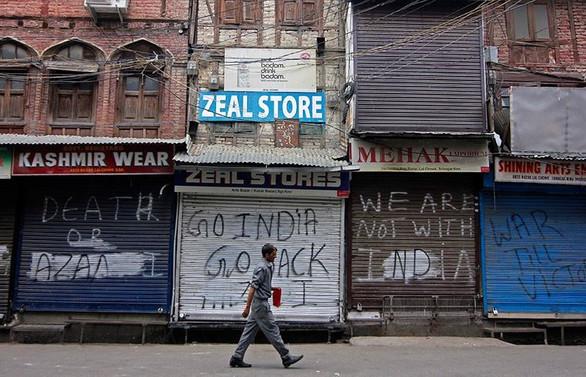 ABD'den Hindistan'a Cammu Keşmir çağrısı