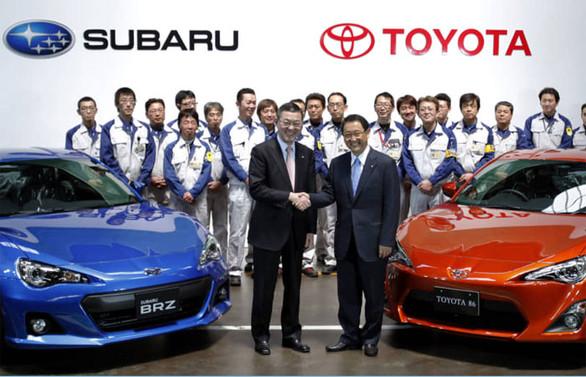 Toyota, Subaru'daki payını artırıyor