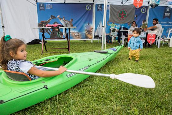 Spor ve doğa tutkunları Bursa'da bir araya geliyor