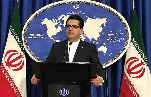 İran'dan ABD'nin Rusya ve Çin yaptırımlarına kınama