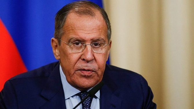 Lavrov'dan Suriye'de 'güvenli bölge' açıklaması