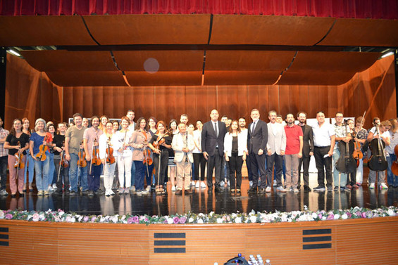 Bursa Bölge Devlet Senfoni Orkestrası'na BTSO desteği