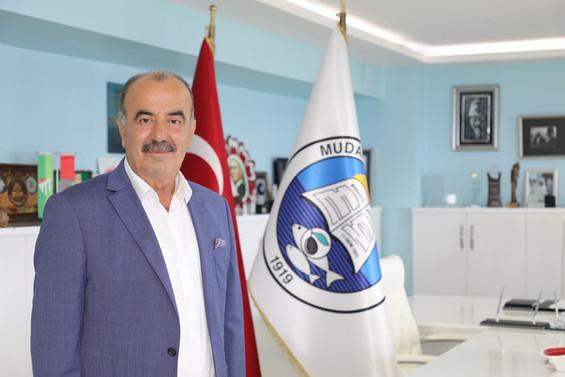"""Türkyılmaz """"Yılın Şehir Yöneticisi"""" Avrupa Ödülü'ne aday"""