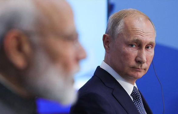 Rusya ve Hindistan serbest ticaret görüşmelerini başlatıyor