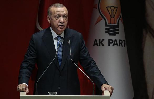 Erdoğan: Cumhurbaşkanlığı Hükümet Sistemi'nden geriye dönüş yok
