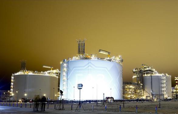 Rus Novatek dev LNG projesini hayata geçiriyor