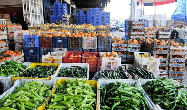 Akdeniz'den 512 milyon dolarlık yaş meyve ve sebze ihracatı