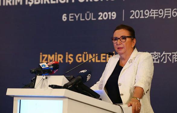Pekcan, Türk firmalara seslendi: Çin hiç uzak değil!