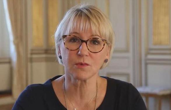İsveç Dışişleri Bakanı Wallström istifa etti