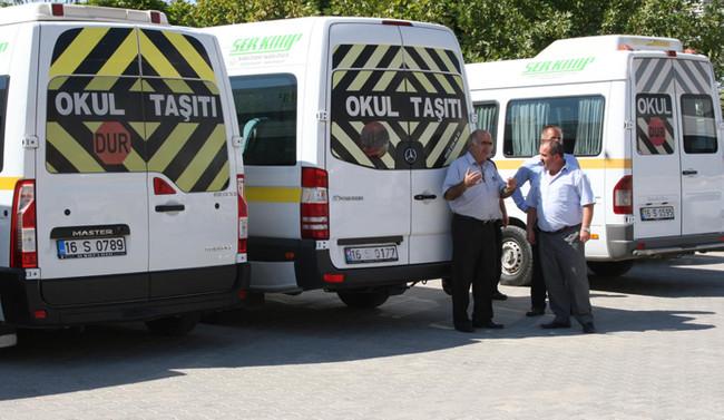 TESK'ten velilere 'okul servisi' uyarısı