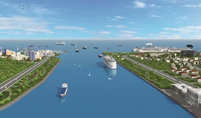 'Kanal İstanbul, asıl boğazın yerini tutmaz'