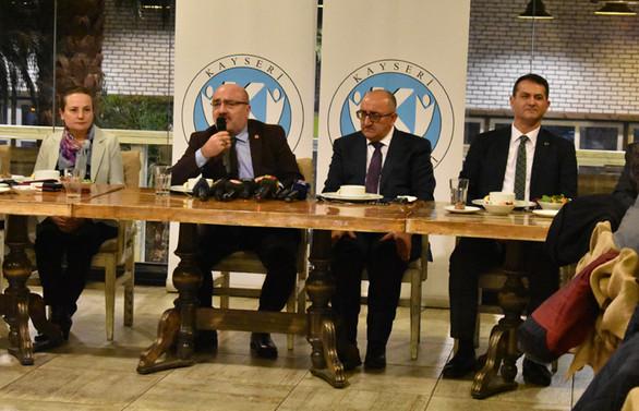 Kayseri Üniversitesi kendi yerleşkesine taşınacak