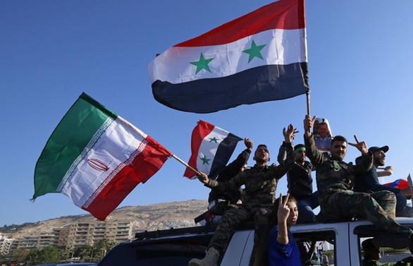 Suriye ile İran arasında yeniden inşa anlaşması yapıldı