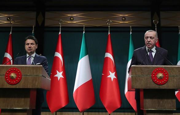 Erdoğan: Libya'da ateşkes anlaşması imzalanmasını temenni ediyorum