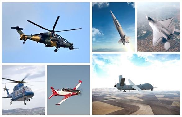 Savunma sanayiinde strateji büyüme ivmesini hızlandırdı