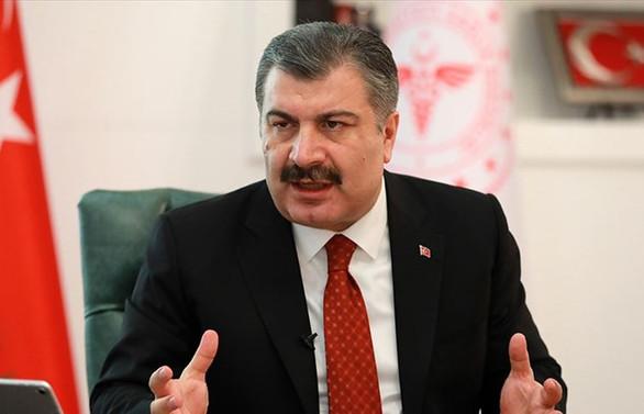 Sağlık Bakanı Koca'dan anestezi ilacı iddialarıyla ilgili açıklama