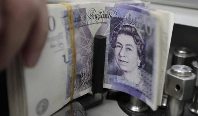 Euro sterlin karşısında 7 haftanın zirvesini gördü
