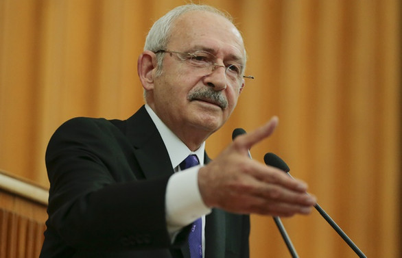 Kılıçdaroğlu: Suriye'de söylediğimiz noktaya geldiler